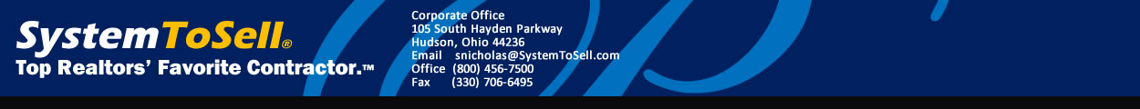 System to Sell - We make easy for buyers to love your home.
